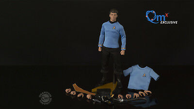 EXCLUSIVE QMX Star Trek: TOS McCoy 1:6 Scale Articulated Figure Sideshow