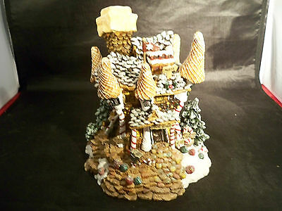 Boyd's Bearly-Built Villages Kringle's Retreat no box, no extras