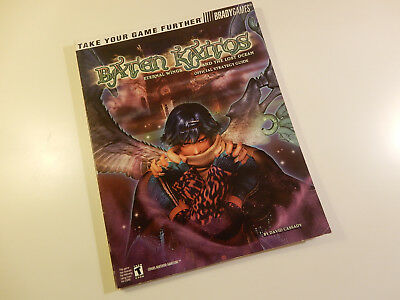 "Nintendo GameCube Spieleberater ""Baten Kaitos Eternal Wings and the Lost Ocean"""