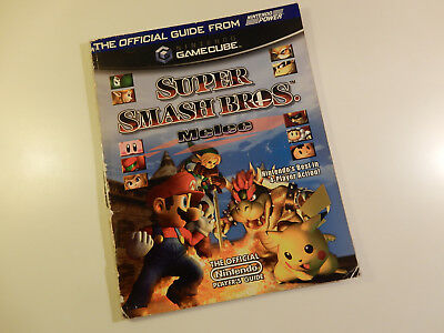 "Original Nintendo GameCube Spieleberater ""Super Smash Bros. Melee"""