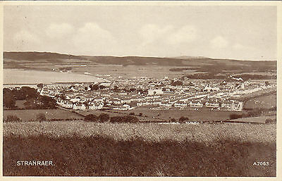General View, STRANRAER, Wigtownshire