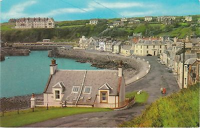 Village & Bay From The South, PORTPATRICK, Wigtownshire