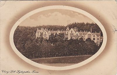 Cluny Hill Hydropathic, FORRES, Morayshire