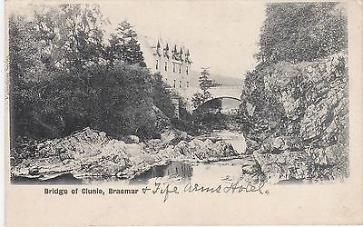 Bridge Of Clunie, BRAEMAR, Aberdeenshire