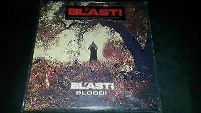 Bl'ast! Blood! LP vinyl