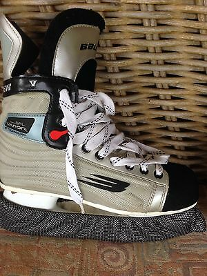 Bauer Ice Skating Boots Mens Size 10
