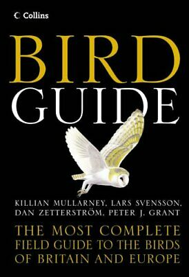 Collins Bird Guide: The Most Complete Guide to th... by Grant, Peter J. Hardback