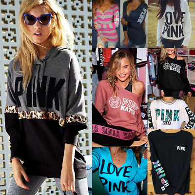 Women Long Sleeve Hoodie Pullover Sweatshirt Sweater Casual Hooded Summer Tops