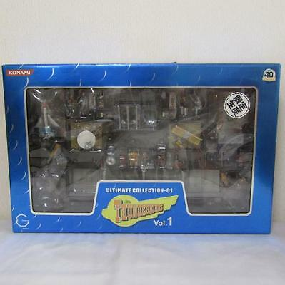 Konami Limited Product Ultimate Collection Thunderbirds Vol1 Gerry Anderson