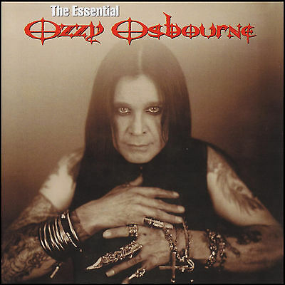 Ozzy Osbourne (2 Cd) The Essential ~ Greatest Hits/Best Of (Black Sabbath) *New*
