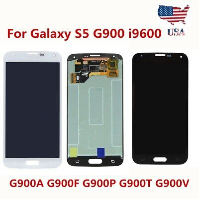 LCD Display Touch Digitizer for Samsung Galaxy S5 G900A G900F G900P G900T G900V