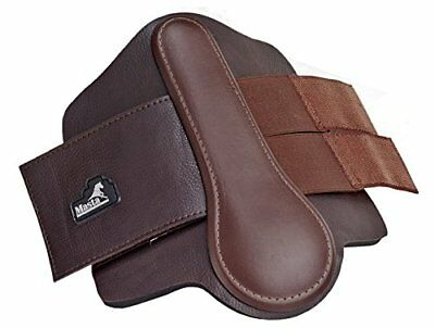 Masta Leather Look Neoprene Fetlock - Herradura / Protector para caballo, color