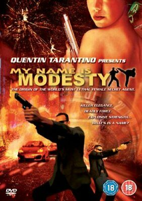 My Name Is Modesty [DVD] - DVD  CEVG The Cheap Fast Free Post
