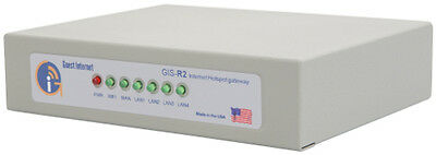 GIS-R2 Internet Gateway for WiFi Hotspot (60Mbps)
