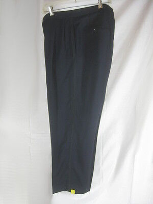 Vtg 40s Palm Beach Mens Vintage NOS Dead Stock Dark Blue Trousers Pants