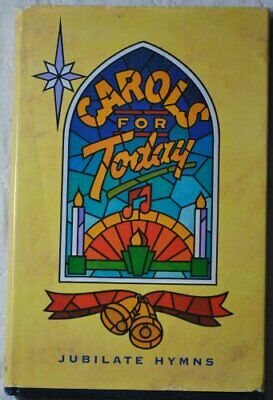 Carols for Today Hardback Book The Cheap Fast Free Post