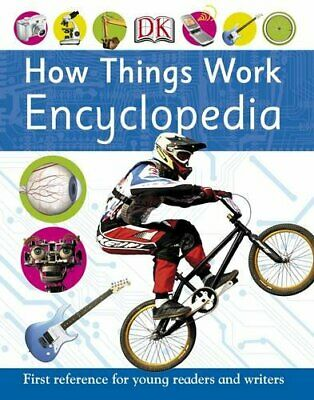How Things Work Encyclopedia (First Reference) by Collectif Hardback Book The