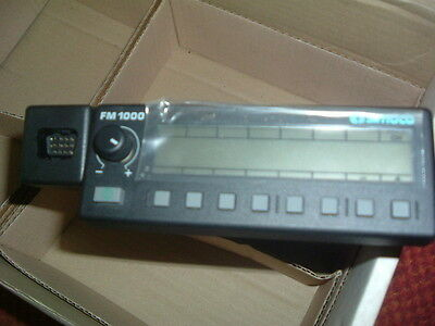 Simoco Fm1100 Su022 Transceiver C/w Test Cert, Components As Listed New Packaged