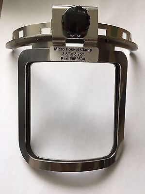 Melco Micro Cylindrical Pocket Clamp (Large)
