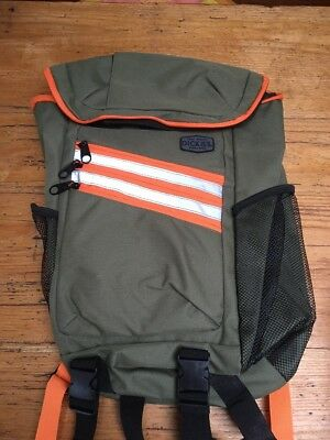 Dickies Backpack, Sleeping Bag Clips, Bottle Pockets, Lots Of Storage