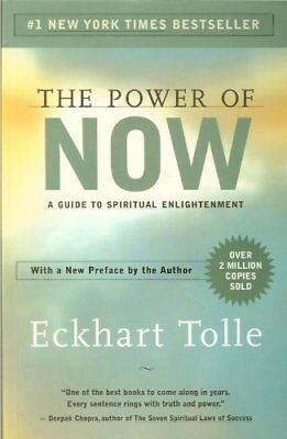 The Power Of Now - A Guide To Spiritual Enlightenm
