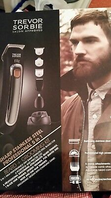Trever Sorbie beard grooming set