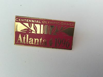 Atlanta Olympic Games 1996 Centennial Pin Leaves