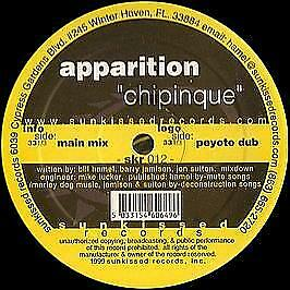 Apparition - Chipinque - Sunkissed - 2000 #40731
