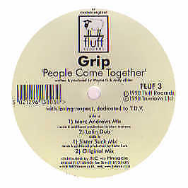 Grip - People Come Together - Fluff - 2000 #42426