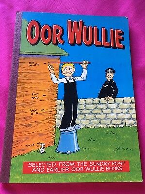 OOR WULLIE Annual 1978 ***Unclipped***