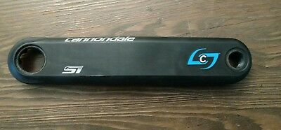 Cannondale SI Hollowgram stages power meter