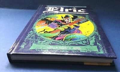 Elric Volume 2 The Sailor On The Seas Of Fate By Roy Thomas, Hardback