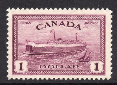 Canada 1 Dollar Stamp c1946-47 Unmounted Mint