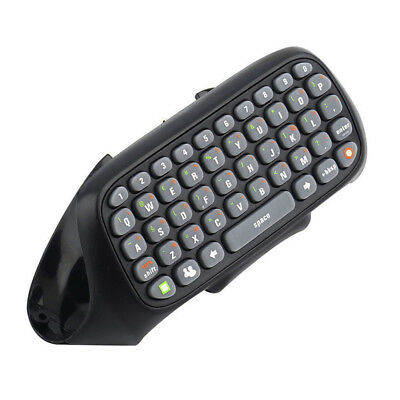 1 Pcs Game Keyboard Wireless Controller XBOX360 47 keys Controller Chat Pad