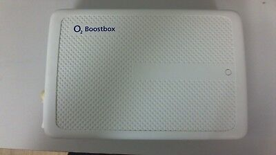 O2 Boostbox Booster Signal Booster V2.2  Alcatel-Lucent Model 9362 - (42033)