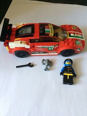 LEGO 75908 Speed Champions 458 Italia GT2, BRICKS only.