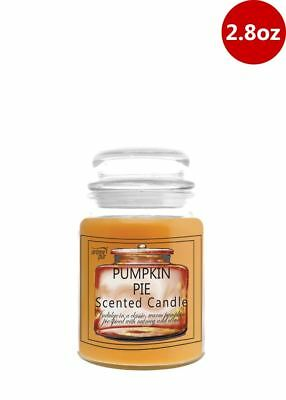 1 x Arome Pur 2.8 Oz Pumpkin Pie Scented Candle