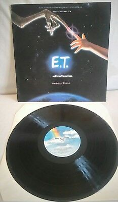 Extra-Terrestrial  OST vinyl  1982 MCF 3160 UK A2/B2 EX/VG+ see all pics