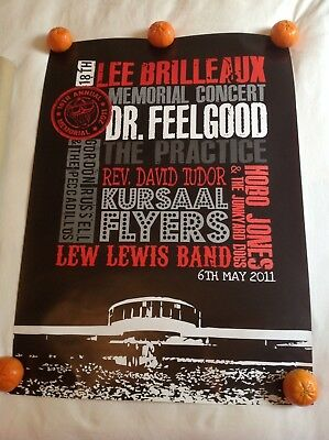 Poster from Dr Feelgood