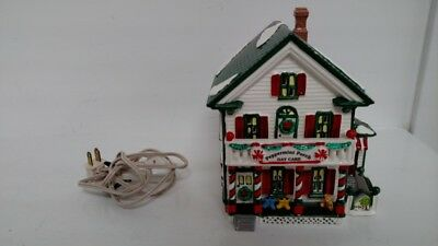 "Department 56 The Original Snow Village ""Peppermint Porch Day Care"" (LP3032148)"