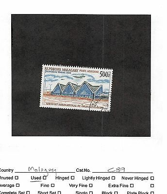 Lot of 57 Malagasy Stamps #104546 X