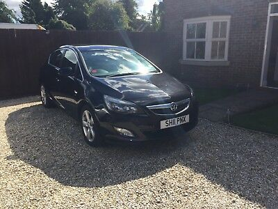 Vauxhall Astra SRi 1.4 high spec- alloys, park sensors, cruise control etc