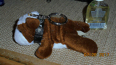 2001 Mack Bulldog keychain (plush)