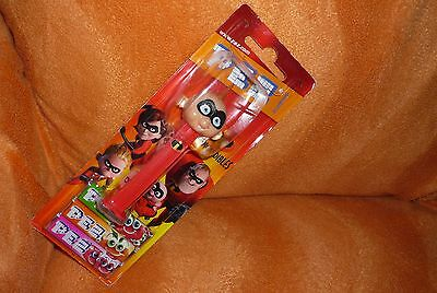 PEZ - Spender Dispenser The Incredibles 1 OVP
