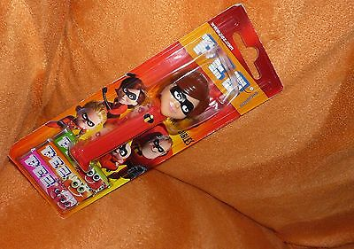 PEZ - Spender Dispenser The Incredibles 3 OVP