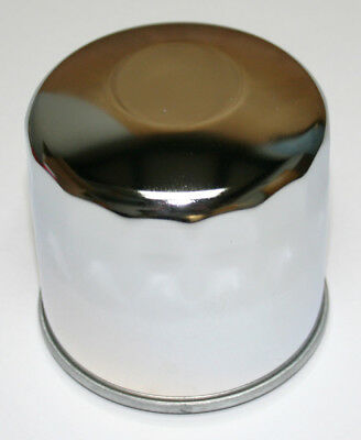 Honda CB700SC 1984-86 , CB750SC 1984-85 Nighthawk Chrome Spin On Oil Filter