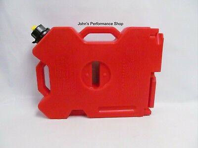 Textron Rotopax 2 Gallon Fuel Pack Spare Container Gas Can Jerry Can 649254