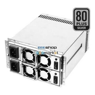 SilverStone ST50GF 1000W Silver power supply unit 500W+500W - 4 SST-ST50GF v 1.2