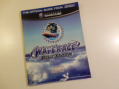 "Original Nintendo GameCube Spieleberater ""Wave Race Blue Storm"""