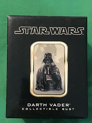 """Gentle Giant Star Wars DARTH VADER Sith Lord 6"""" Collectible Bust"""